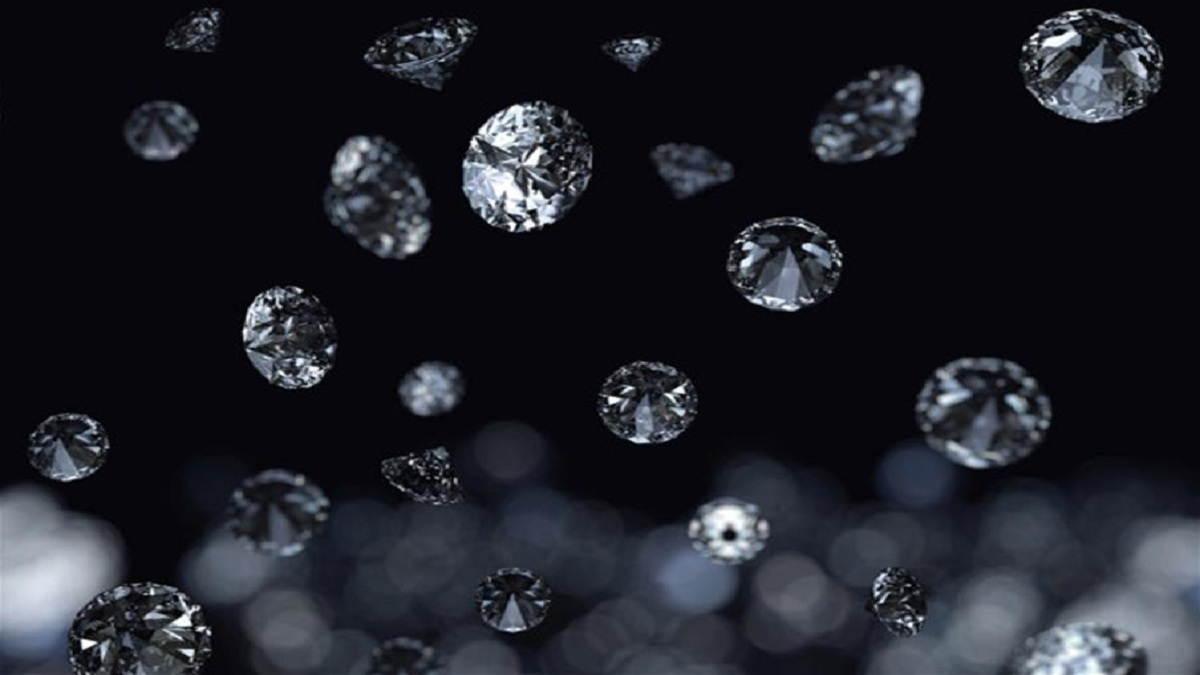 Fenomena Aneh Hujan Berlian di Empat Planet Raksas