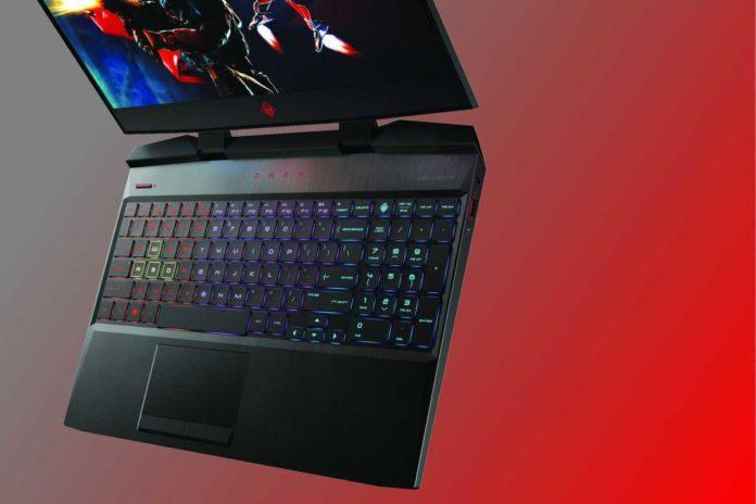 Laptop gaming HP Omen 15 Memiliki Dua Versi Prosesor