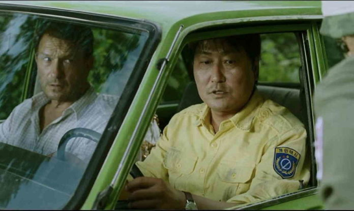 Sinopsis A Taxi Driver