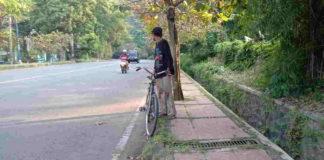 Lelaki Renta Asal Jateng, Cari Rongsok Sampai Langensari Banjar