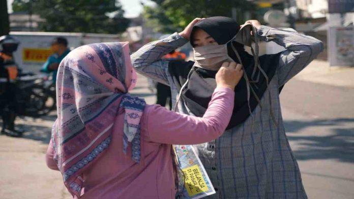 Masker Untuk Warga Jabar