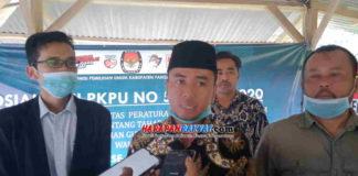 Target Partisipasi Pemilih untuk Pilkada Kabupaten Pangandaran