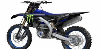 Yamaha YZ250F 2021 Muncul dengan Edisi Monster Energy Racing