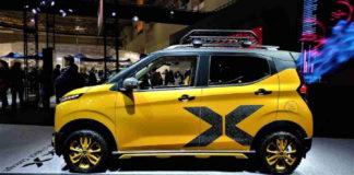 Mitsubishi Xpander Mini