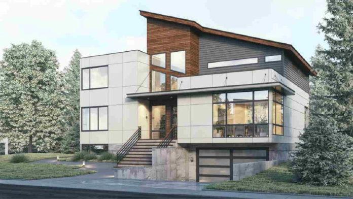 Atap Rumah Modern