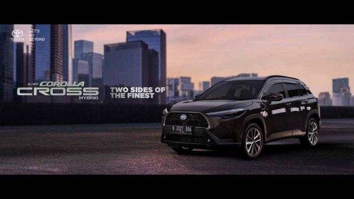 All New Corolla Cross Hybrid, SUV Modern yang Sporty dan Fungsional