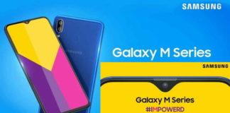 Ilustrasi Update Harga HP Samsung M Series