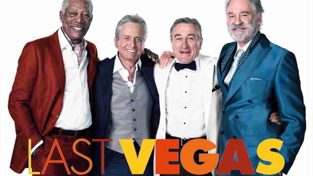 Sinopsis Film Last Vegas, Perseteruan Merebut Hati Wanita