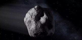 Asteroid 2020 SW