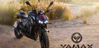 Yamax Z400 Naked Bike