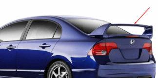 Fungsi Spoiler Mobil Beragam Termasuk Berpengaruh pada Penampilan