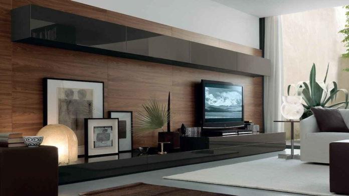 Dekorasi Ruang Nonton TV