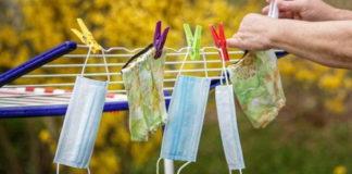 Cara Mencuci Masker Kain Corona yang Benar Menurut CDC Amerika