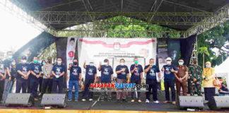 Deklarasi Pilkada Damai di Pangandaran
