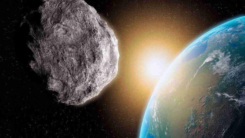 Asteroid TGI 2020