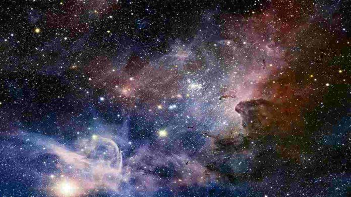 Awan Nebula Carina