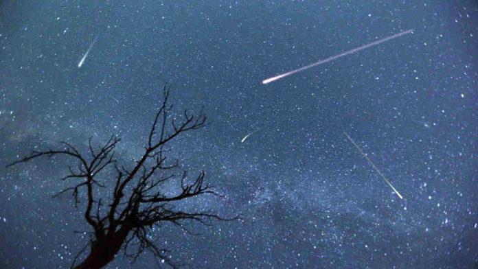 Fenomena Hujan Meteor Orionid