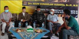 Agun Sering Usul Dana untuk Desa Dintegrasikan dan Disinergikan