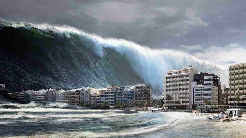 Negara Paling Rawan Tsunami! Waspada, Indonesia Salah Satunya Lho!