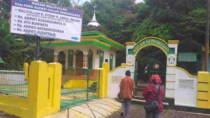 Pemdes Imbanagara Ciamis Dukung Makam Gunungsari Jadi Destinasi Wisata Religi