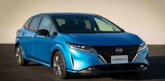 Nissan Note e-Power, Mobil Listrik Terbaru yang Rilis di Jepang