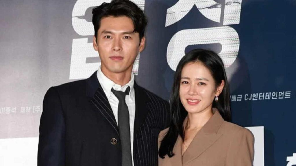 Hyun Bin dan Son Ye Jin Pasangan Nyata Setelah Jadi Pasangan Drama