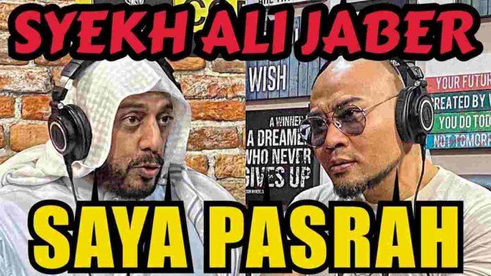 Deddy Corbuzier Kenang Syekh Ali Jaber