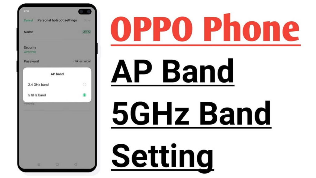 HP Oppo Support 5Ghz