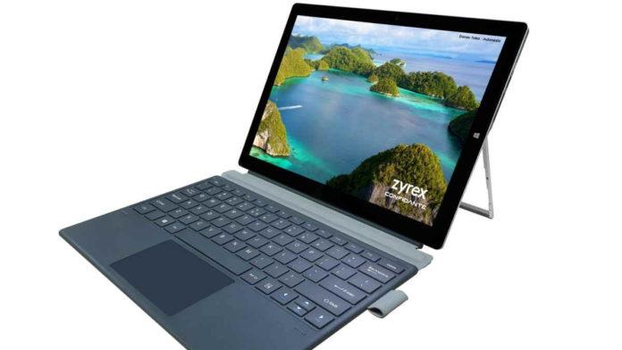Laptop Zyrex Confidante dengan Platform Always On, Always Connected