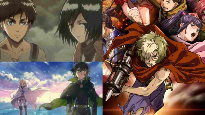 Anime WIT Studio Terbaik