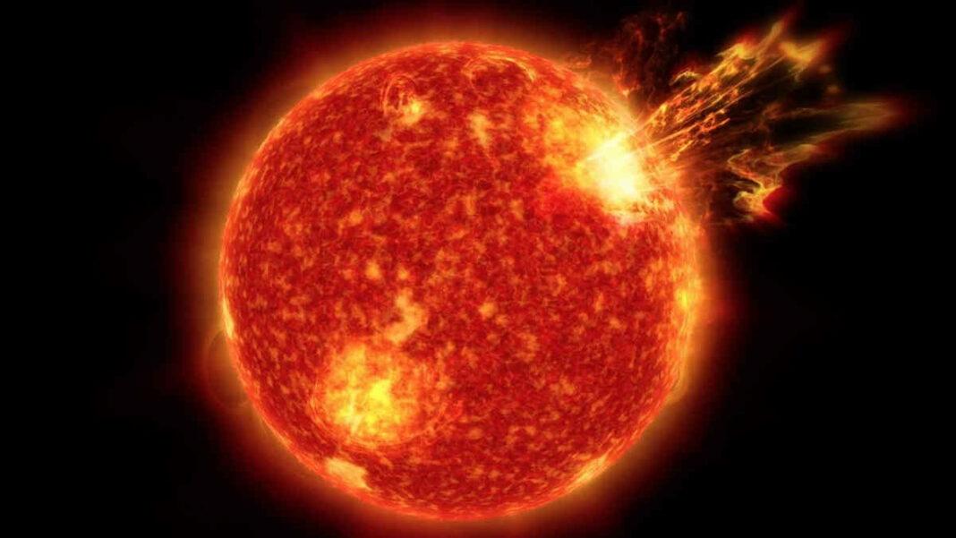 Bahaya Badai Suar Matahari Saat Mencapai Bumi, Ini Ancamannya