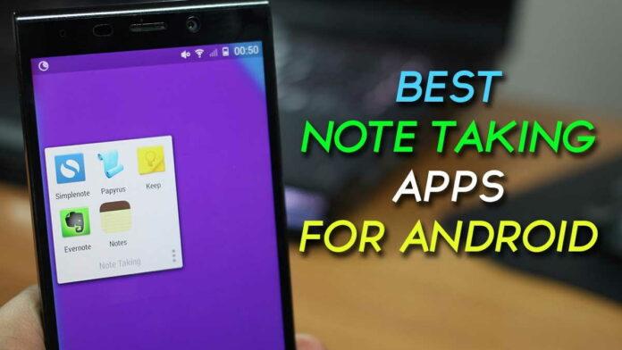 Aplikasi Notes di Android