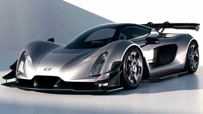 Czinger C21 Hypercar Mobil Istimewa Seharga Rp 28 Miliar