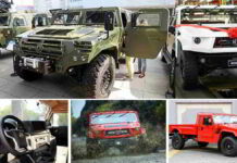 Dongfeng Warrior M50
