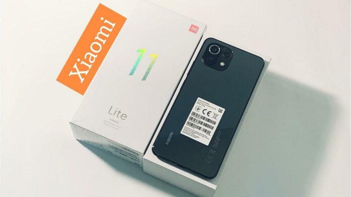 HP Xiaomi Mi 11 Lite NE