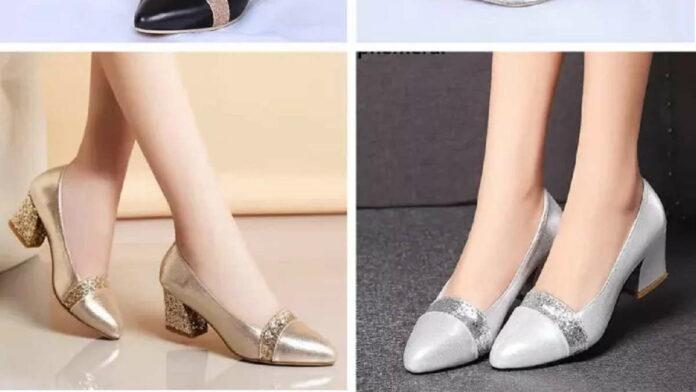 Sepatu Hak Pump, Rekomendasi High Heels untuk Acara Formal Anda